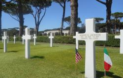Worth Jackson, Sicily-Rome Cemetery. Courtesy of Cary House