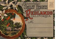 Smiley Heights Postcard, c1940. Courtesy of Redlands Historical Society
